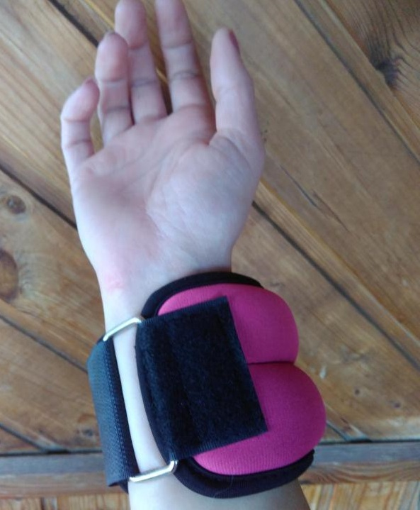 утяжелители для рук и ног 3
