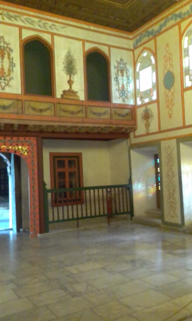Экскурсия в Бахчисарай  6