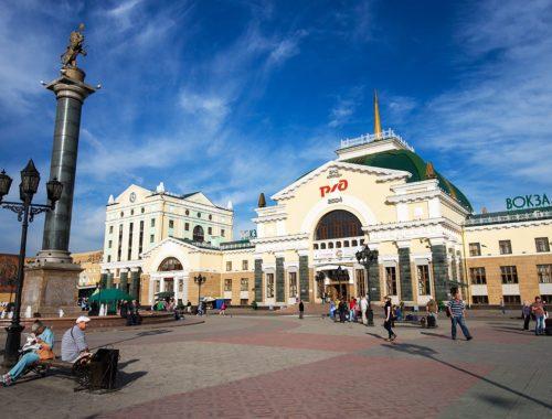 Как добраться из Красноярска в Крым 1
