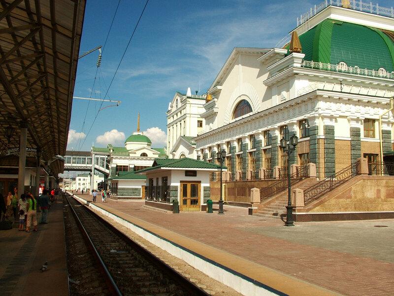 Как добраться из Красноярска в Крым 2
